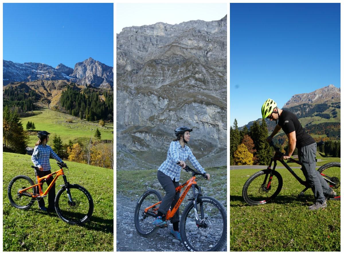 mountain bike engelberg