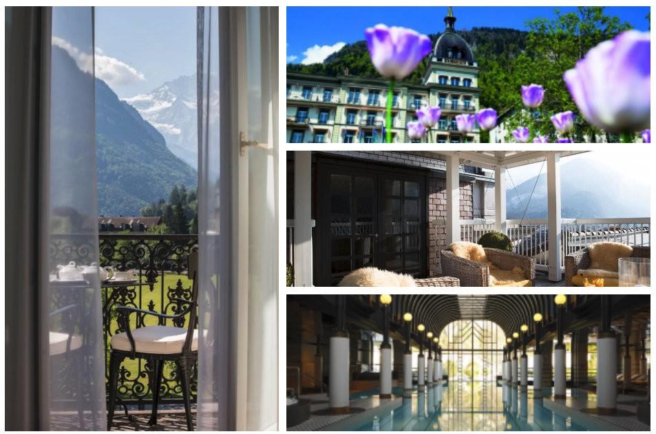 hotel victoria jungfrau interlaken