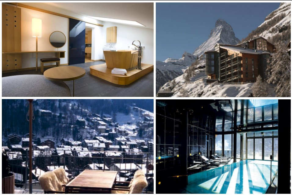 the omnia hotel zermatt