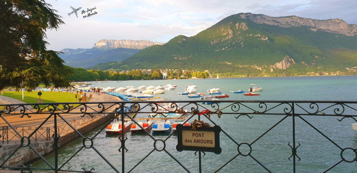 atracoes annecy