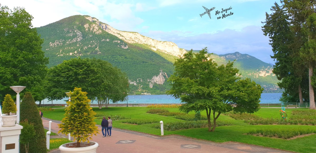lago annecy franca