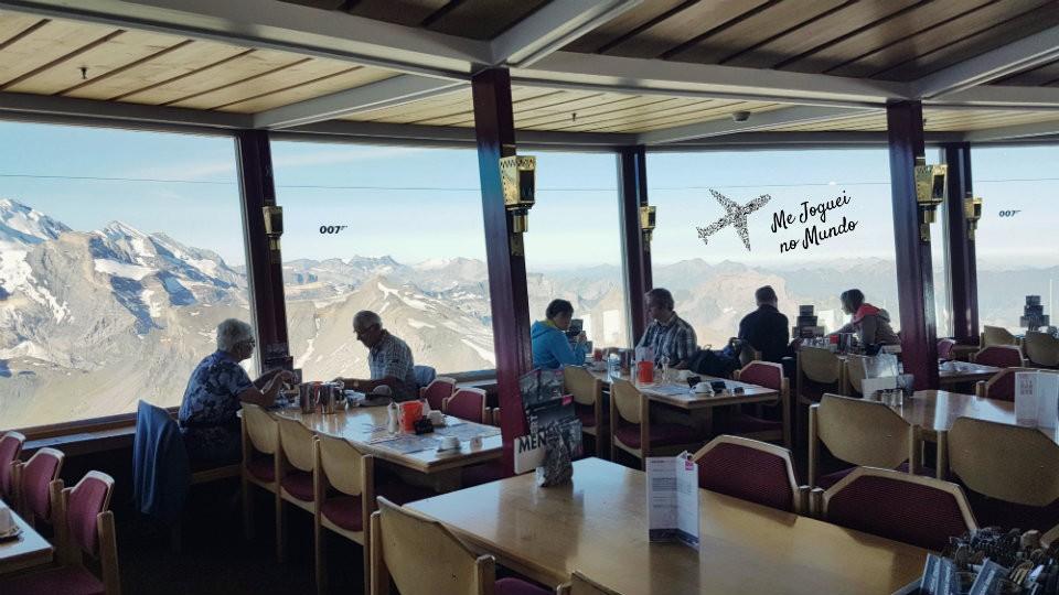 restaurante piz gloria suica