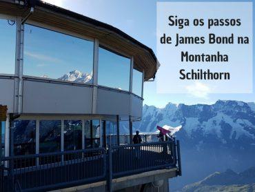visita montanha schilthorn
