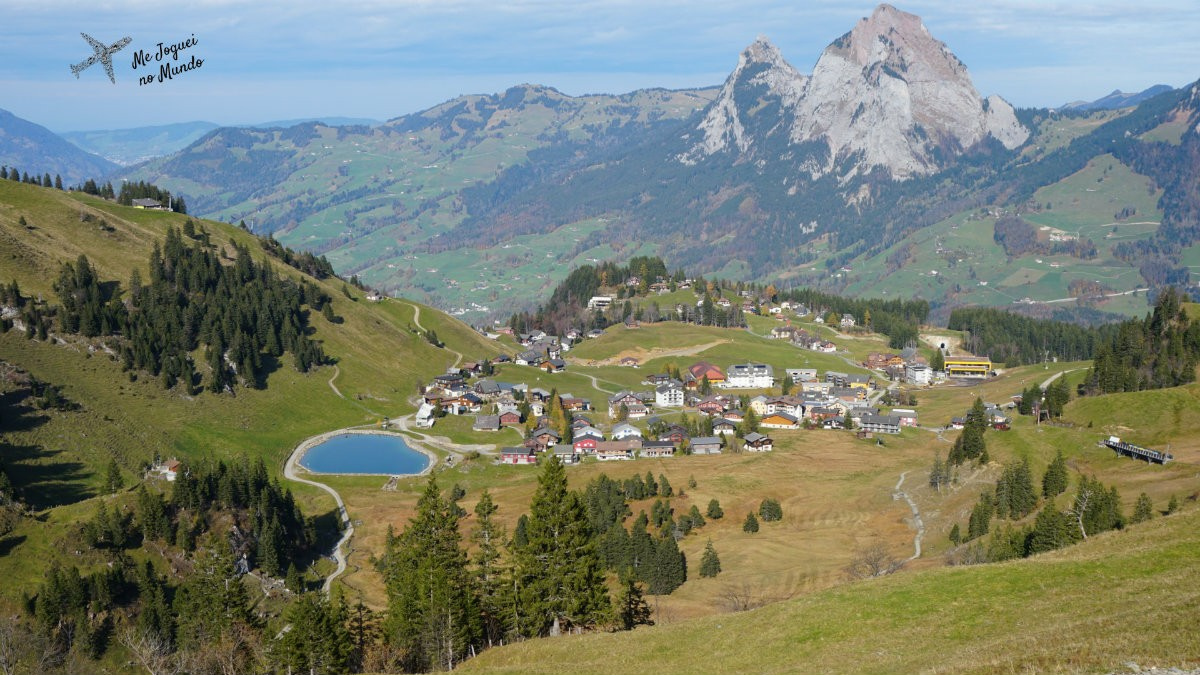 passeio de montanha stoos suiça