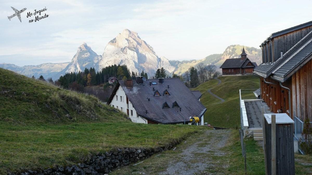 vilarejo de stoos suiça