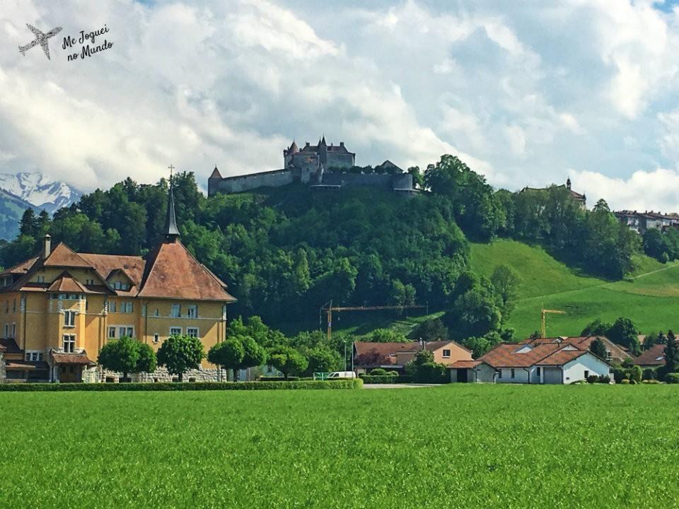 castelo gruyeres
