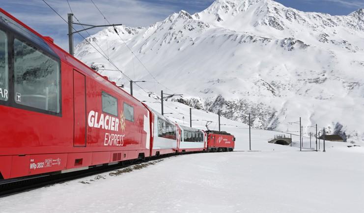 trens panorâmicos suica glacier express