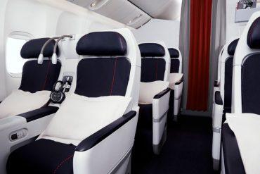 vale a pena voar de premium economy air france