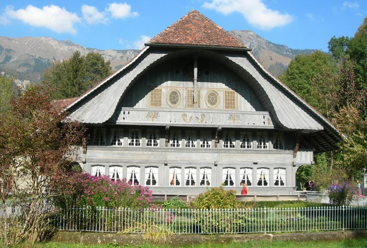 museu ballenberg em brienz