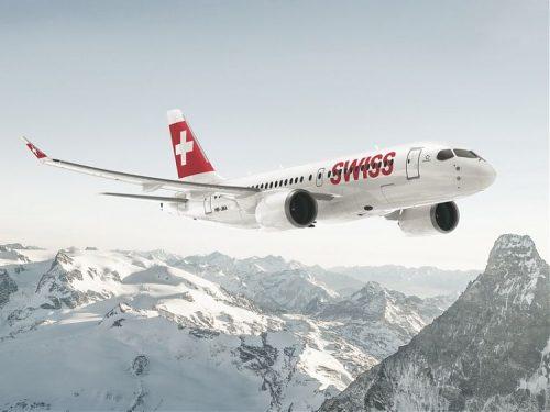 voos para a suiça