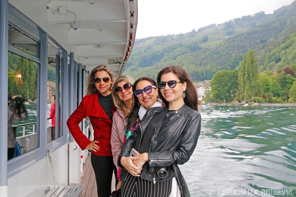 passeio de barco em thun interlaken