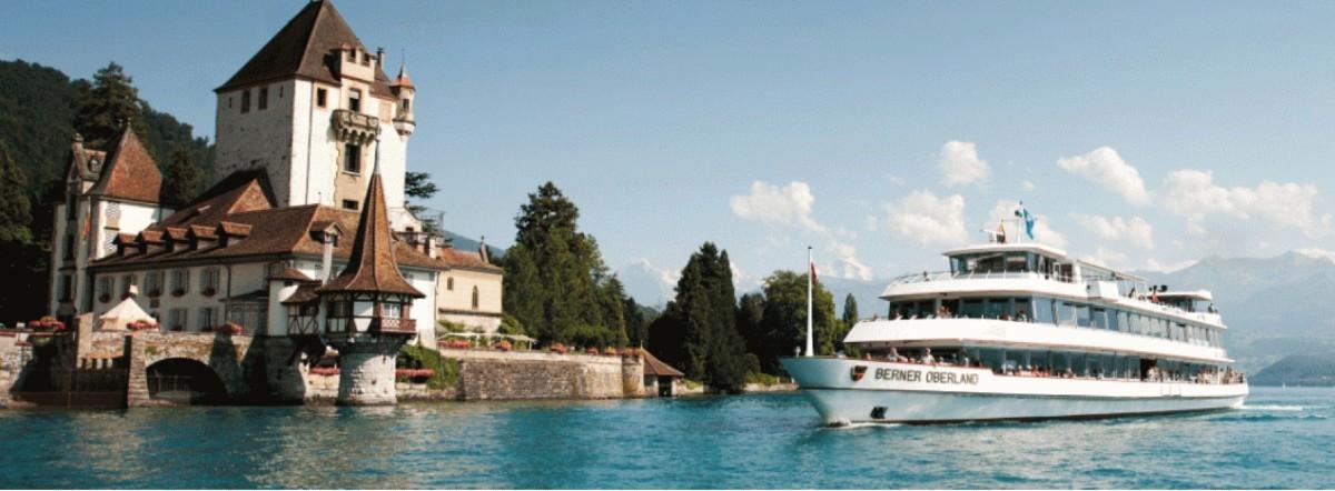 passeio de barco suiça desconto swiss travel pass