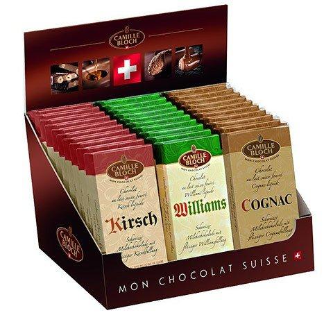 melhores chocolates suíços