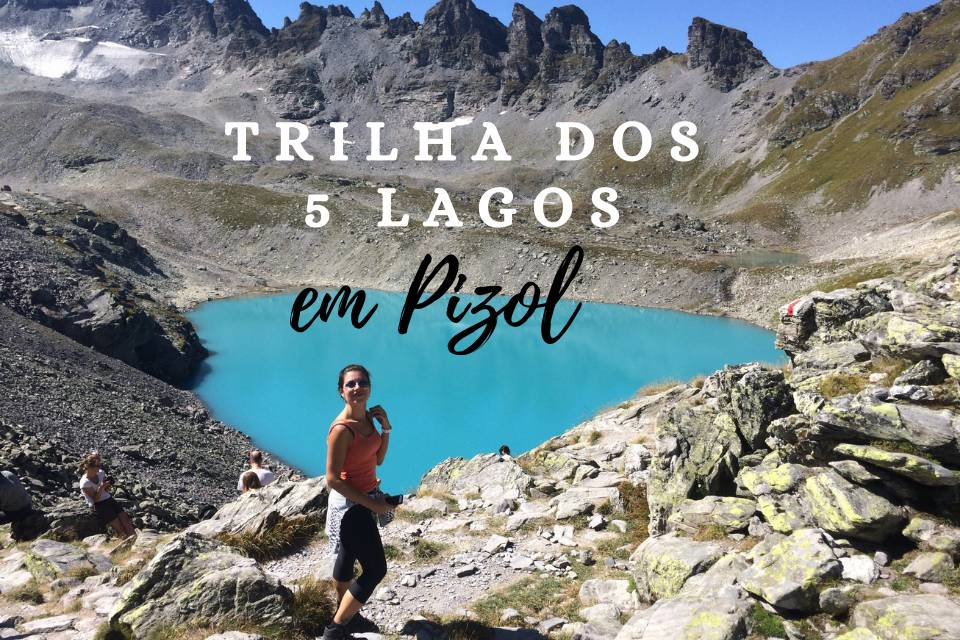 trilha dos 5 lagos em pizol