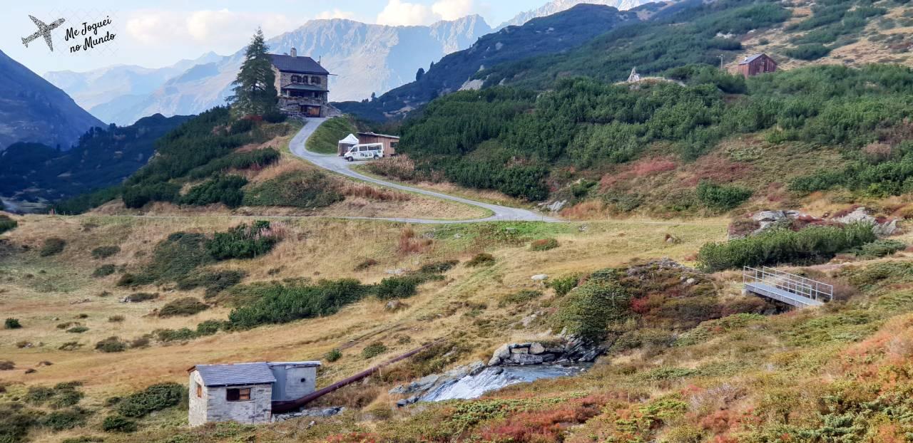 berggasthaus vereina