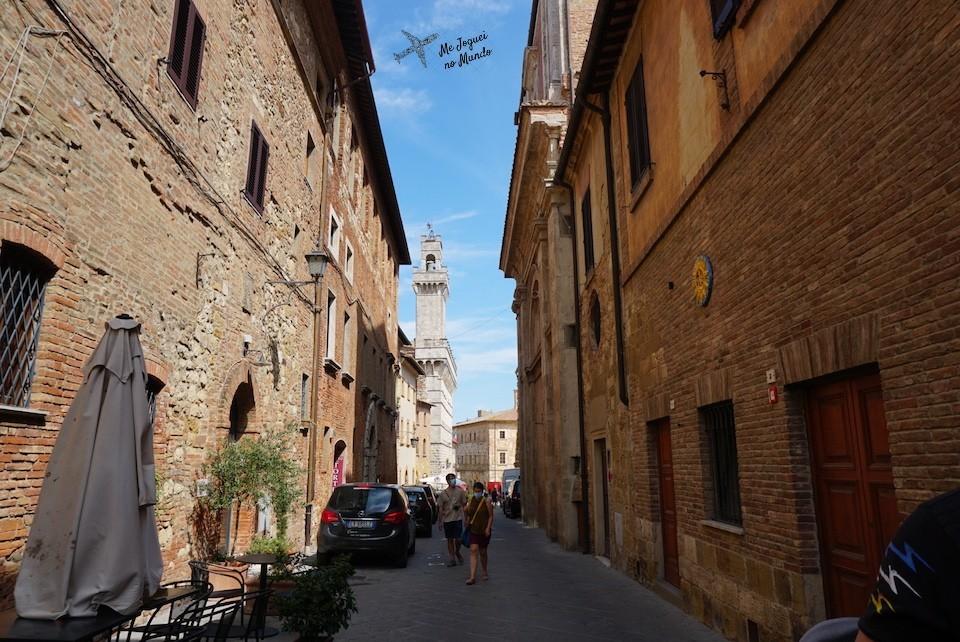 centro histórico montepulciano toscana