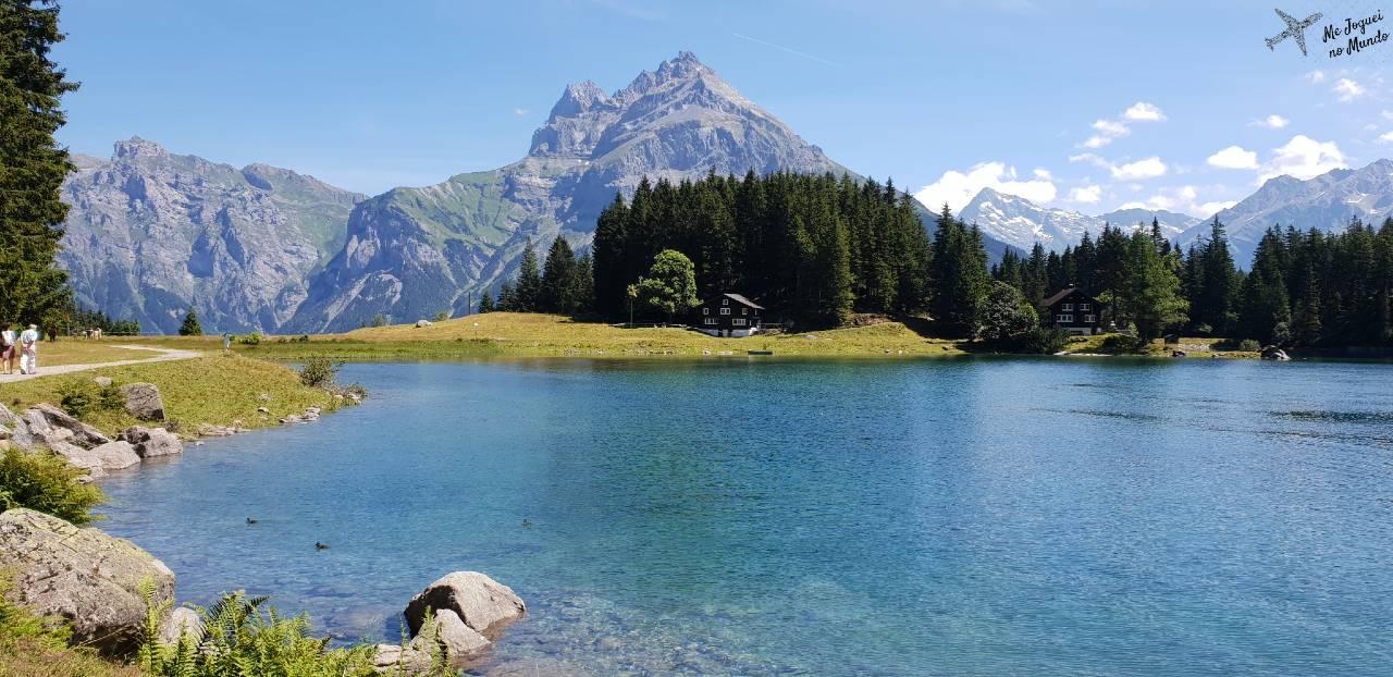 lago arnisee suiça