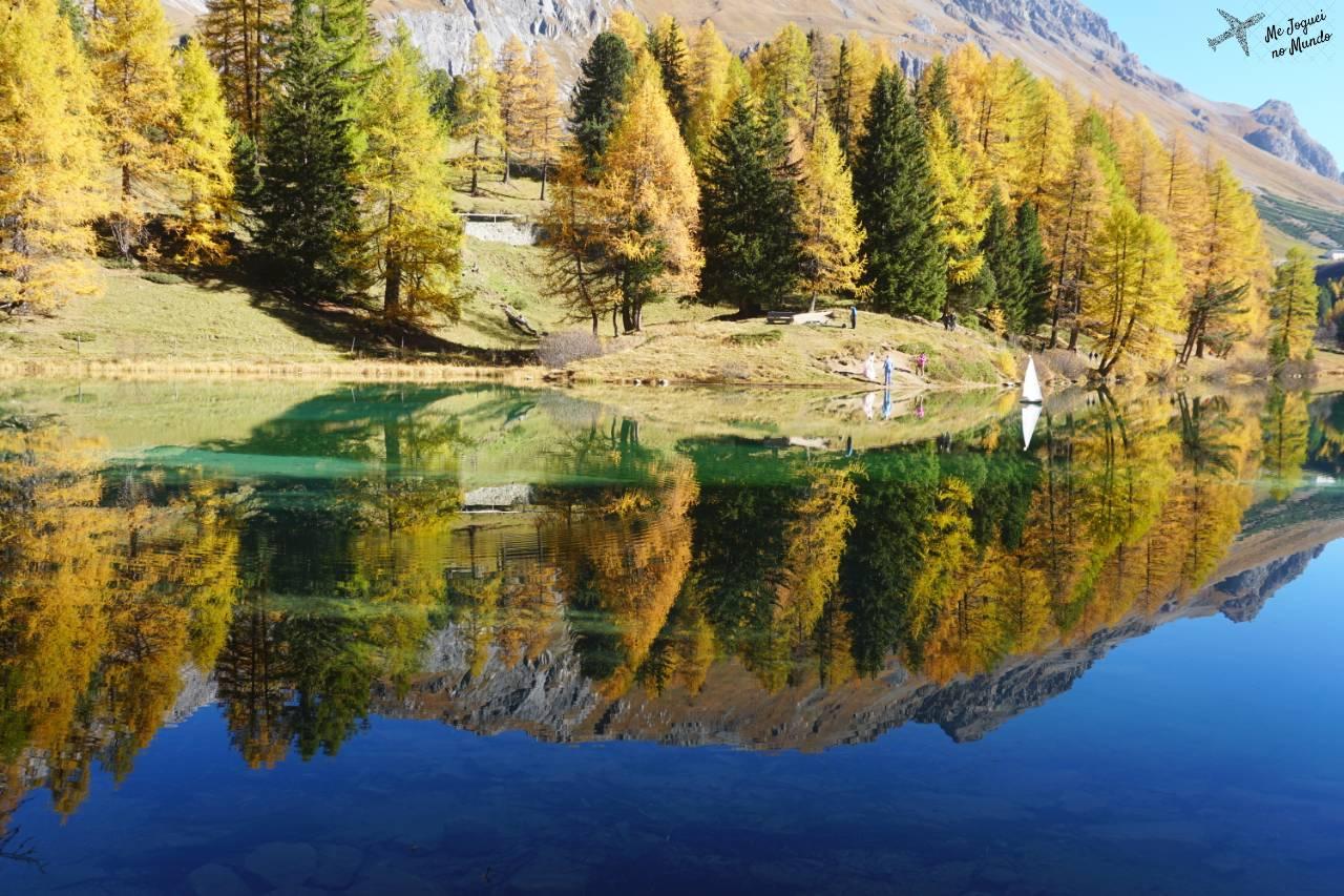 lagos mais incriveis suiça
