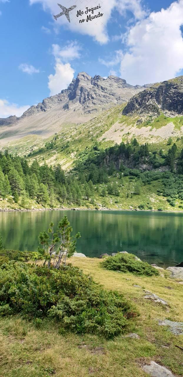 trilha lago viola