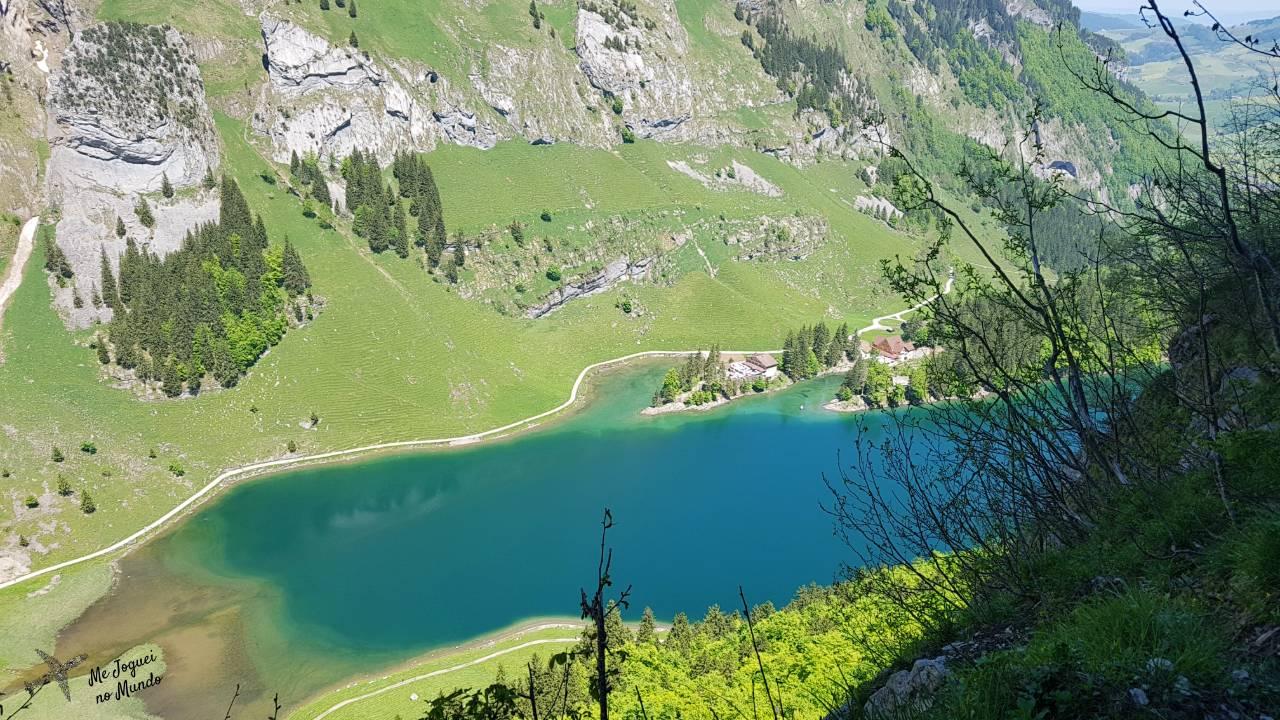 trilha 3 lagos alpstein