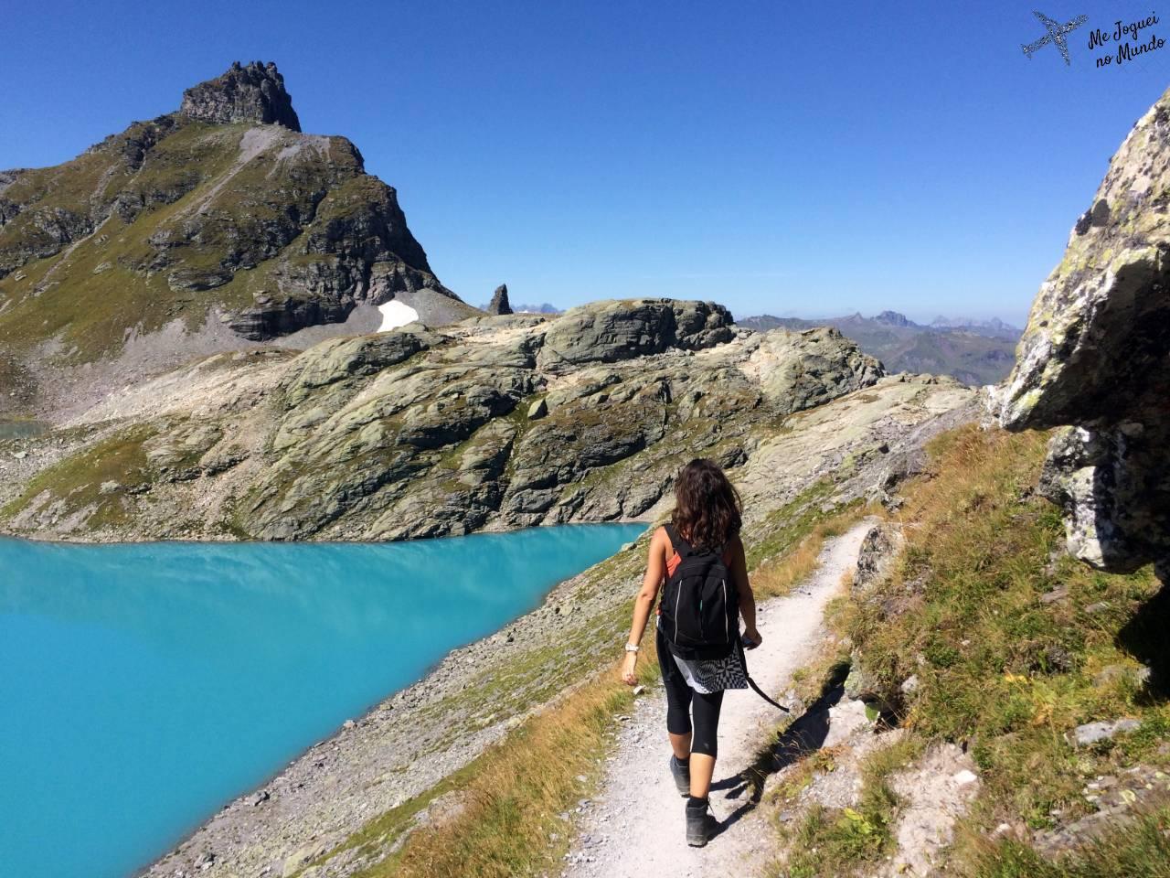 trilha dos 5 lagos suiça