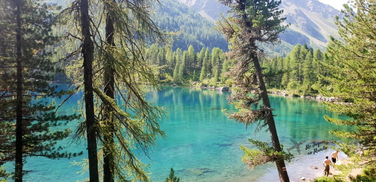 trilha lago saoseo