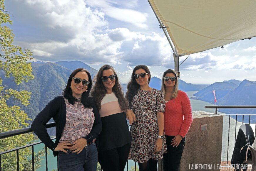 experience lugano monte bré