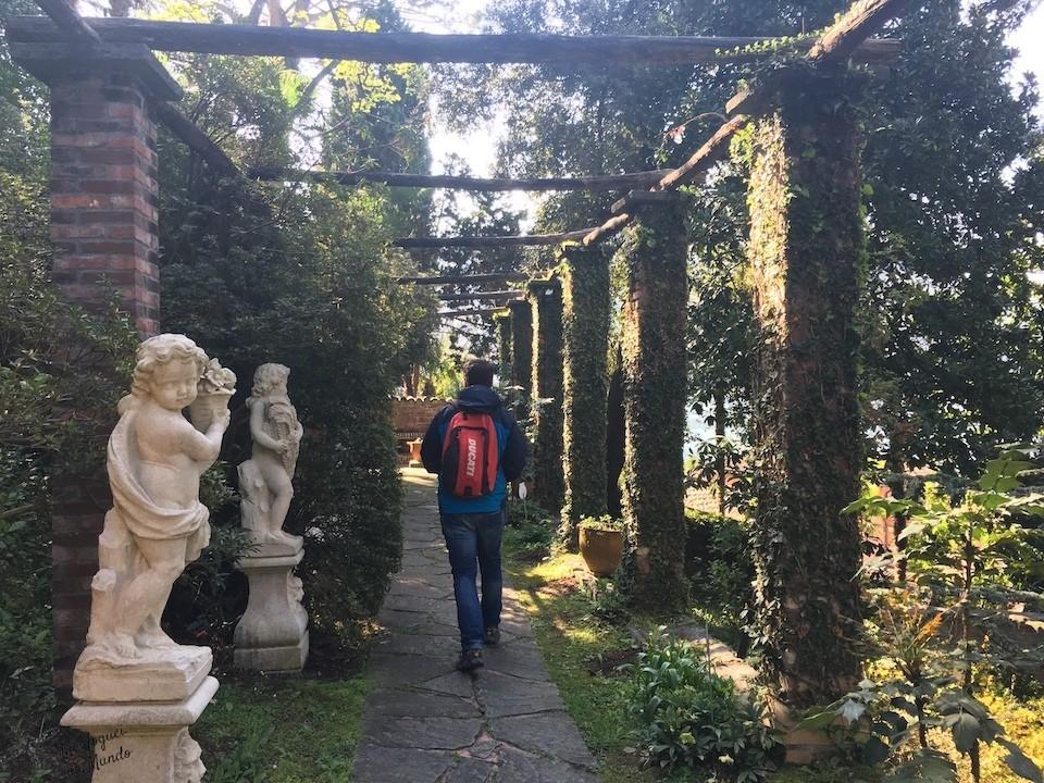 jardim botânico morcote