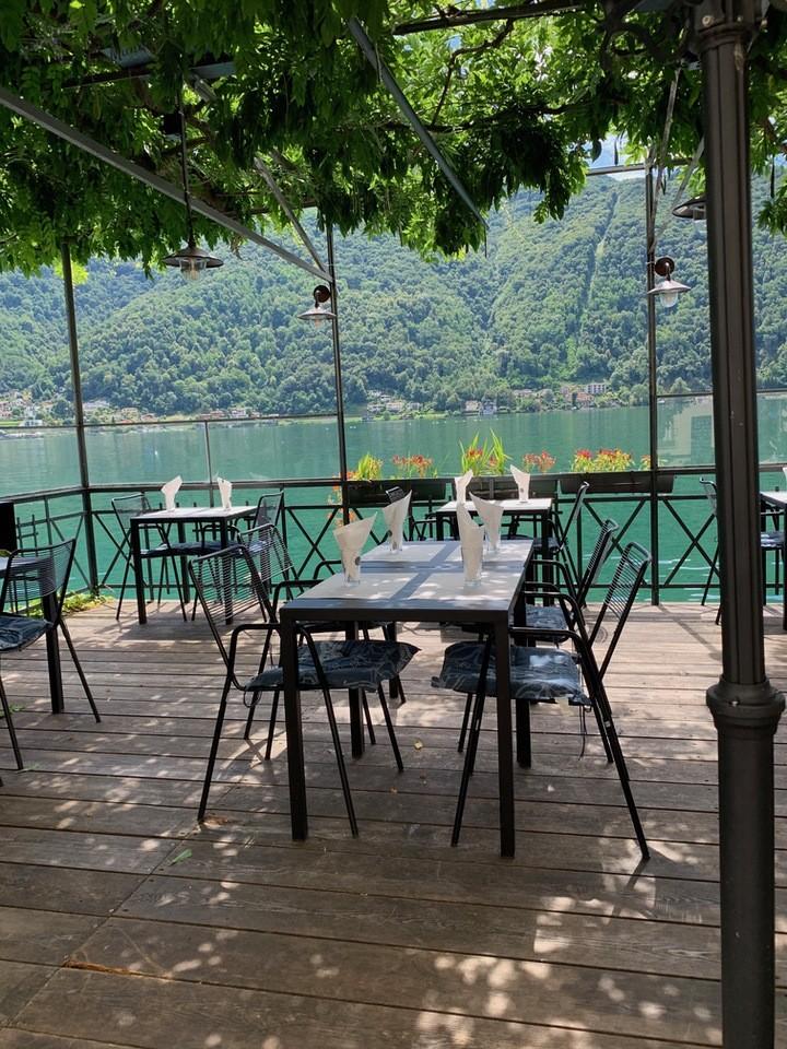 onde comer na suiça verão