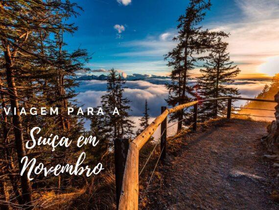 viagem a suiça em novembro