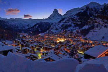 zermatt eleito melhor resort de esqui 2020
