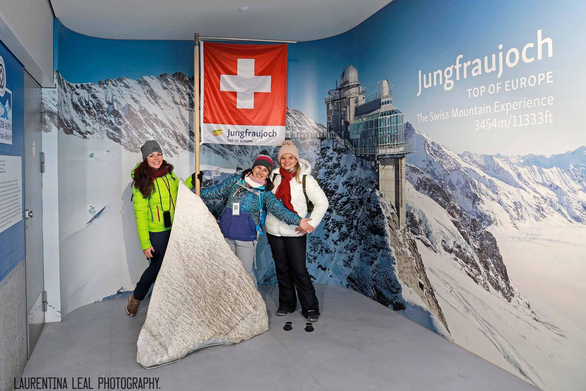 novidades passeio jungfraujoch