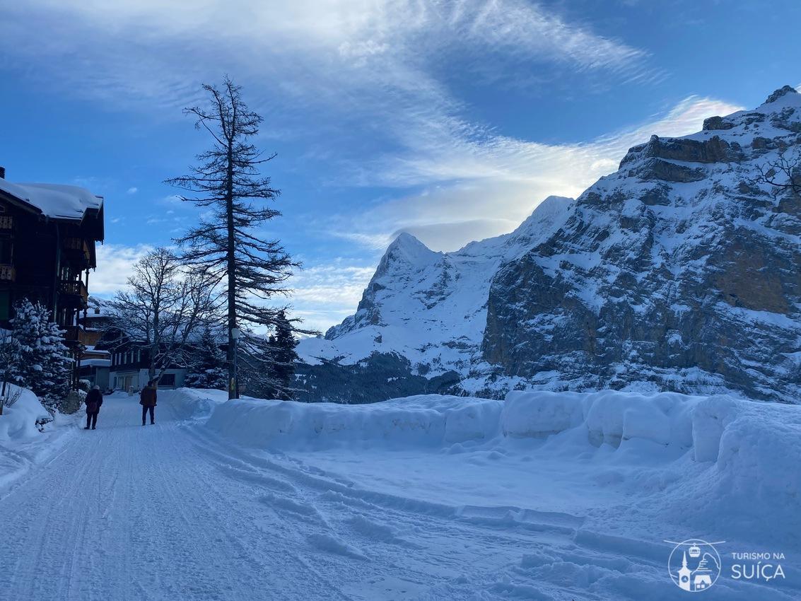 inverno na suiça o que visitar