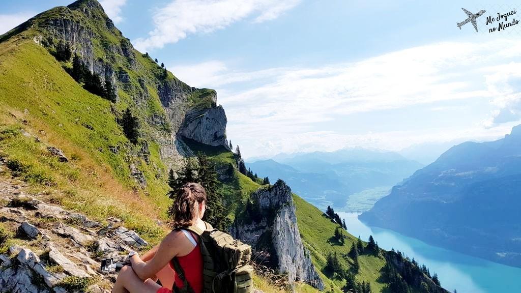 dicas de segurança trilhas suiça