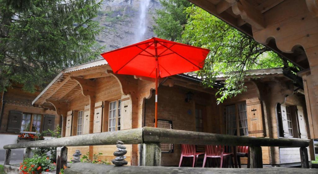 camping Jungfrau em lauterbrunnen