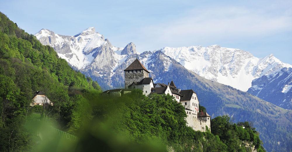 Liechtenstein suiça