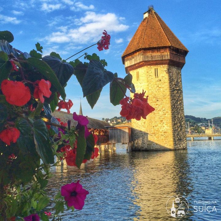 roteiro suiça no verão