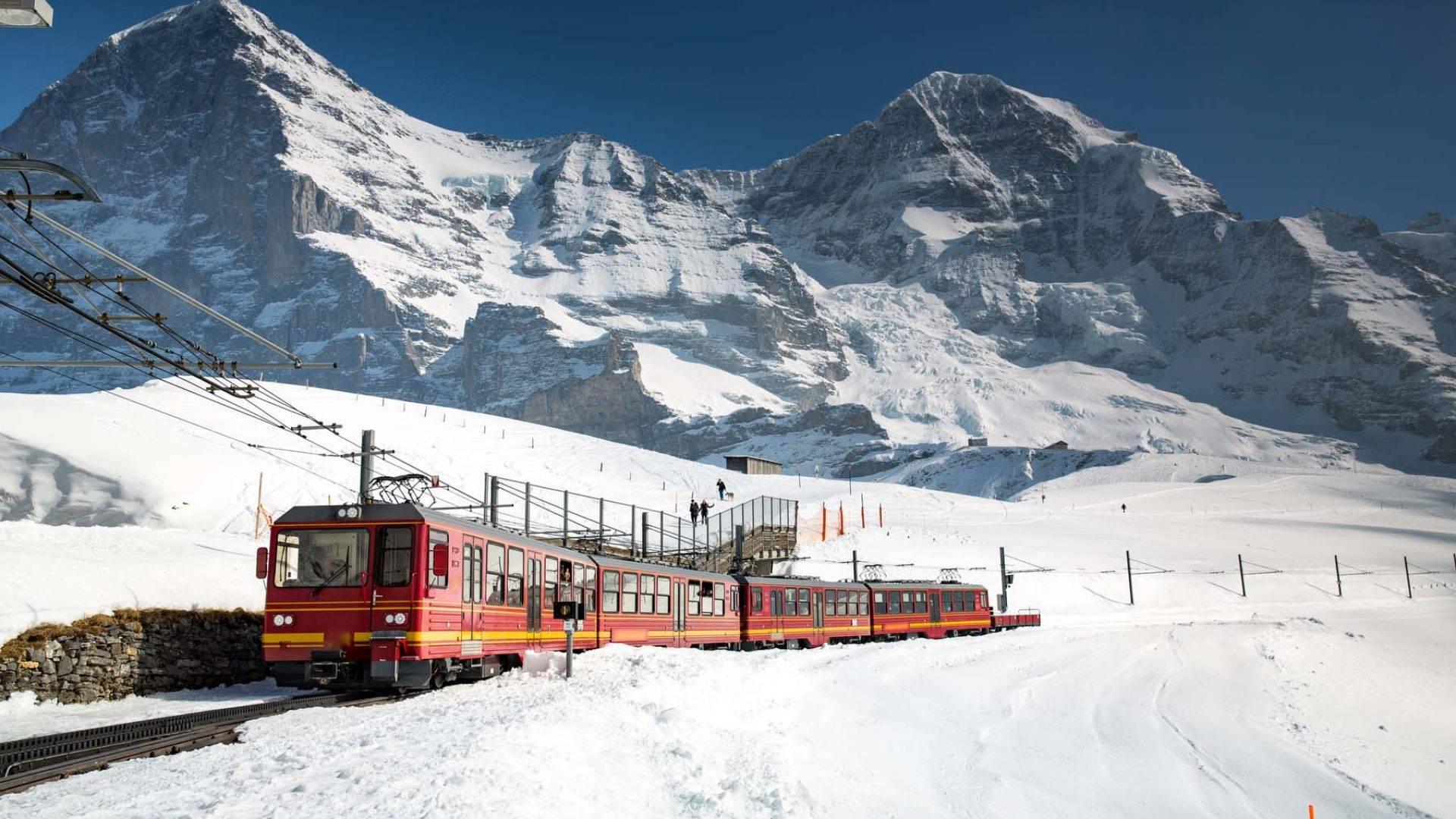 jungfraujoch topo da europa suiça