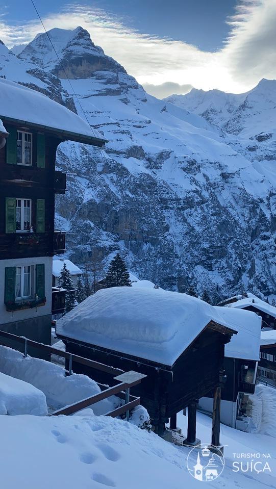 charmosos vilarejos alpinos suiça