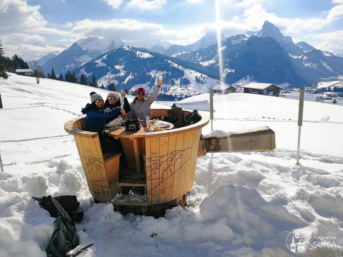 Suíça em Março o que fazer