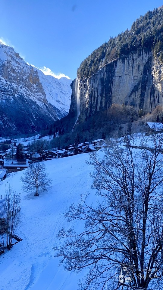 lauterbrunnen no inverno