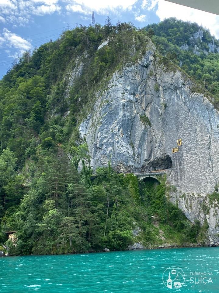 lago de lucerne Suiça