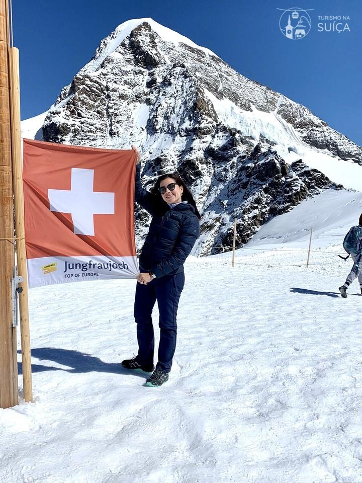 como é o passeio a Jungfraujoch