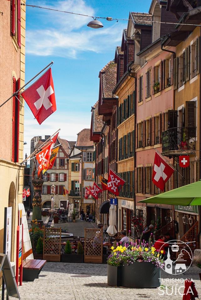 roteiro de 3 dias suiça