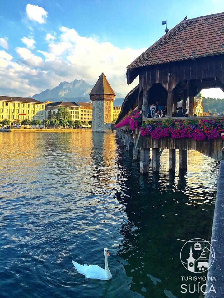 lucerne roteiro suiça